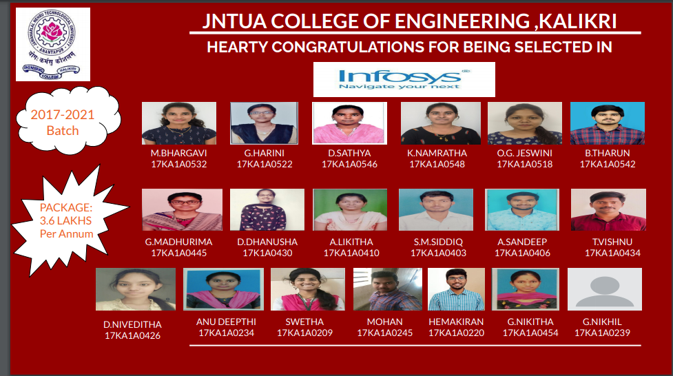 Infosys Placements
