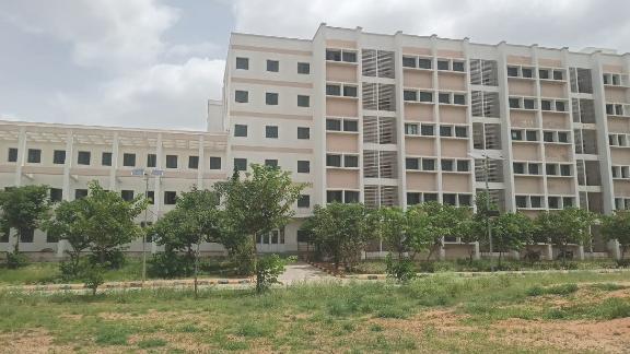 Boys Hostel Building