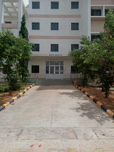 Boys Hostel Entrance
