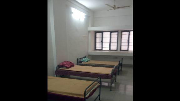 Girls Hostel Room